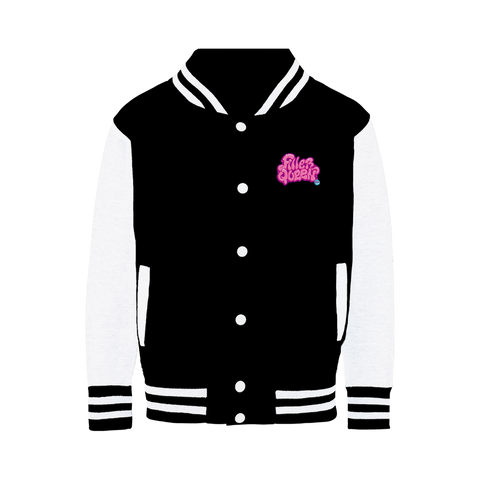 "TRIXIE MATTEL ""FILLER QUEEN"" Varsity Jacket"