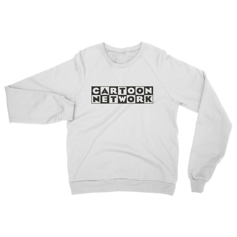 "Cartoon Network ""Logo"" Classic Adult Sweatshirt"