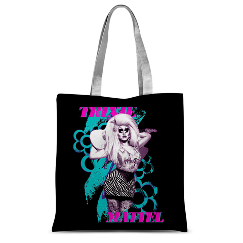 Trixie Mattel Icons by Micah Souza Classic Sublimation Tote Bag