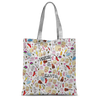TRIXIE / KATYA COLLAGE Classic Sublimation Tote Bag
