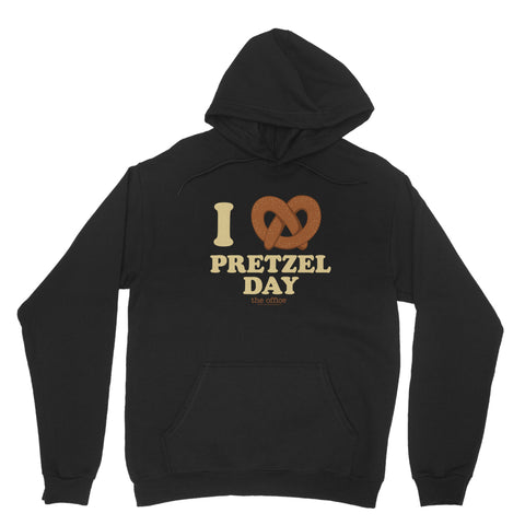 "THE OFFICE ""PRETZEL DAY"" Classic Adult Hoodie"
