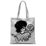 Accessories - THORGY THOR BE EXTRA WHITE TOTE BAG