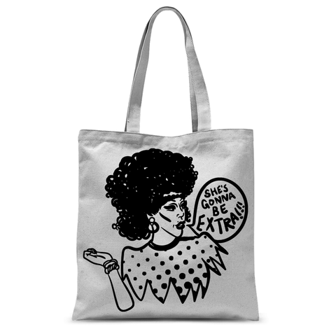 "Thorgy Thor ""Cartoon"" Shopper Tote Bag"