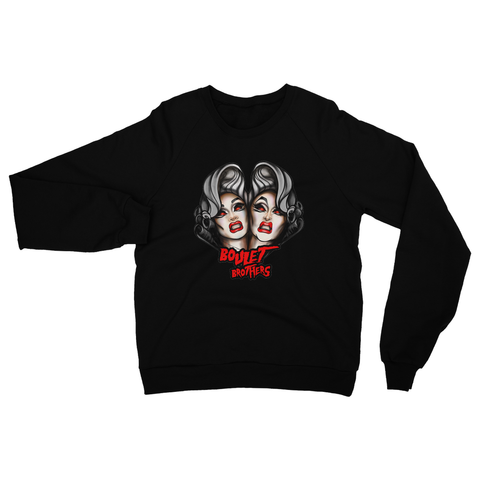 UK LISTING - BOULET BROTHERS by THEDRINKYBEAR SWEATSHIRT