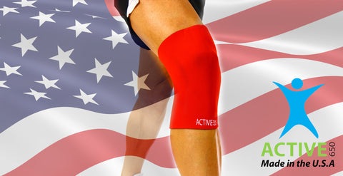 Active650 products are all made in the USA
