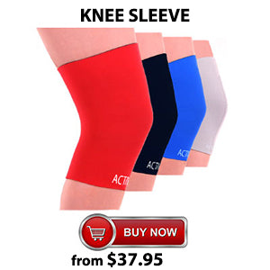 Active650 Knee Sleeve for amazing pain relief from sore knees