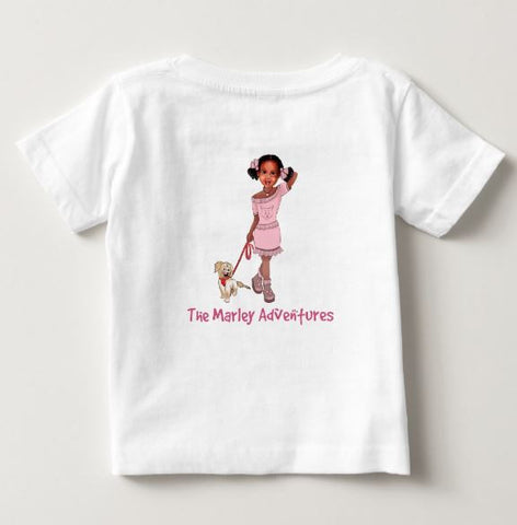 Marley Short Sleeve T-Shirt - Marley Adventures