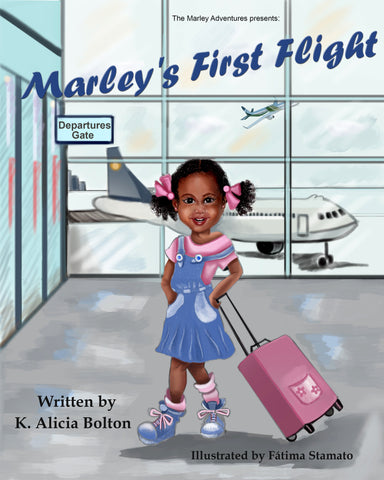 """Marley's First Flight"" - Marley Adventures"