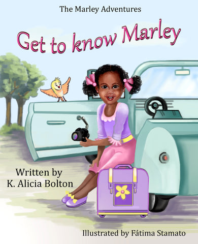 """Get to Know Marley"" - Marley Adventures"