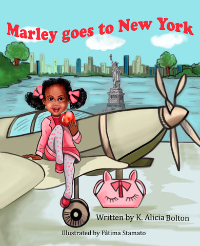 """Marley's Goes to New York"" - Marley Adventures"