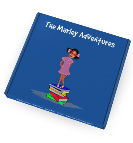 The Marley Adventures Gift Box Set - Marley Adventures
