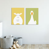 farm kids wall decor