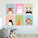 nursery wall art canvas