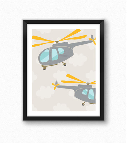 aircraft prints