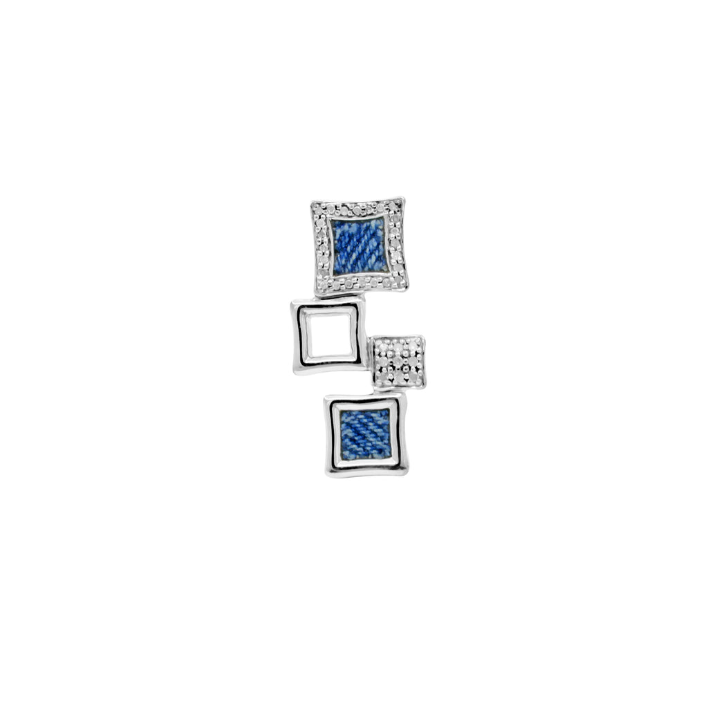 Square Shape Pendant