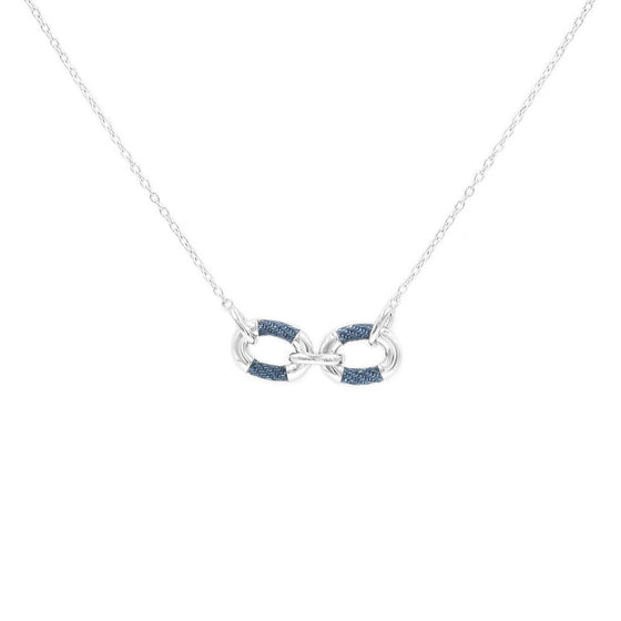925 Silver Link Necklace
