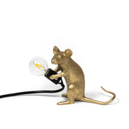 Seletti Mouse Sitting Table Lamp