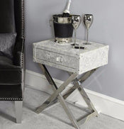 Clarissa Mirrored Dressing Table
