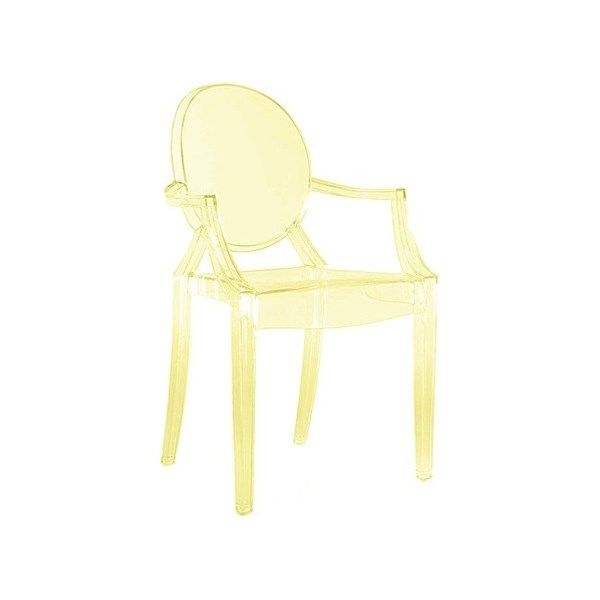 Kartell Lou Lou Baby Ghost Chair