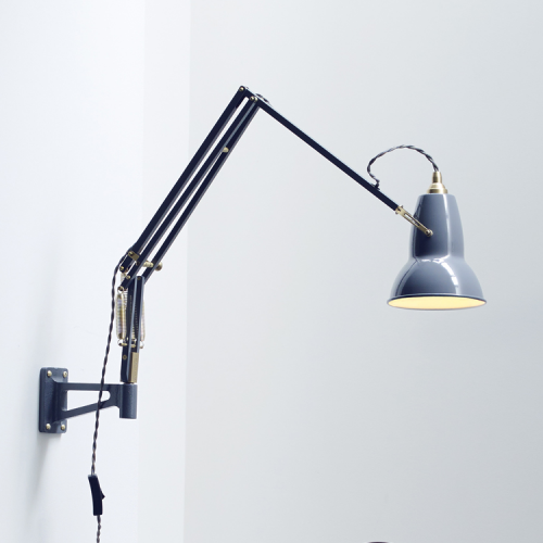 Anglepoise Original 1227 Brass Wall Mounted Light