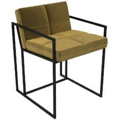 Federico Velvet Dining Chair