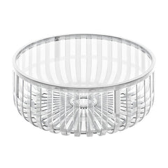 Kartell Panier Coffee Table Crystal