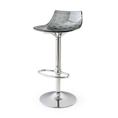 Calligaris Ice Adjustable Lightweight Bar Stool