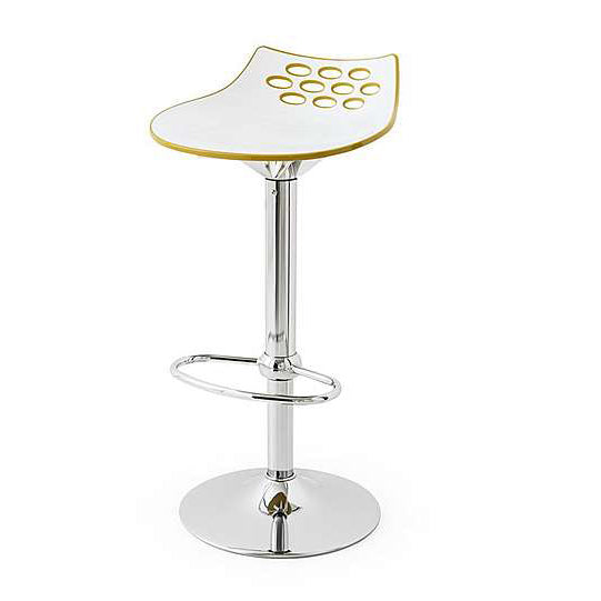Calligaris Jam Adjustable Lightweight Bar Stool