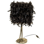 Seletti Monkey Ceiling Light Black