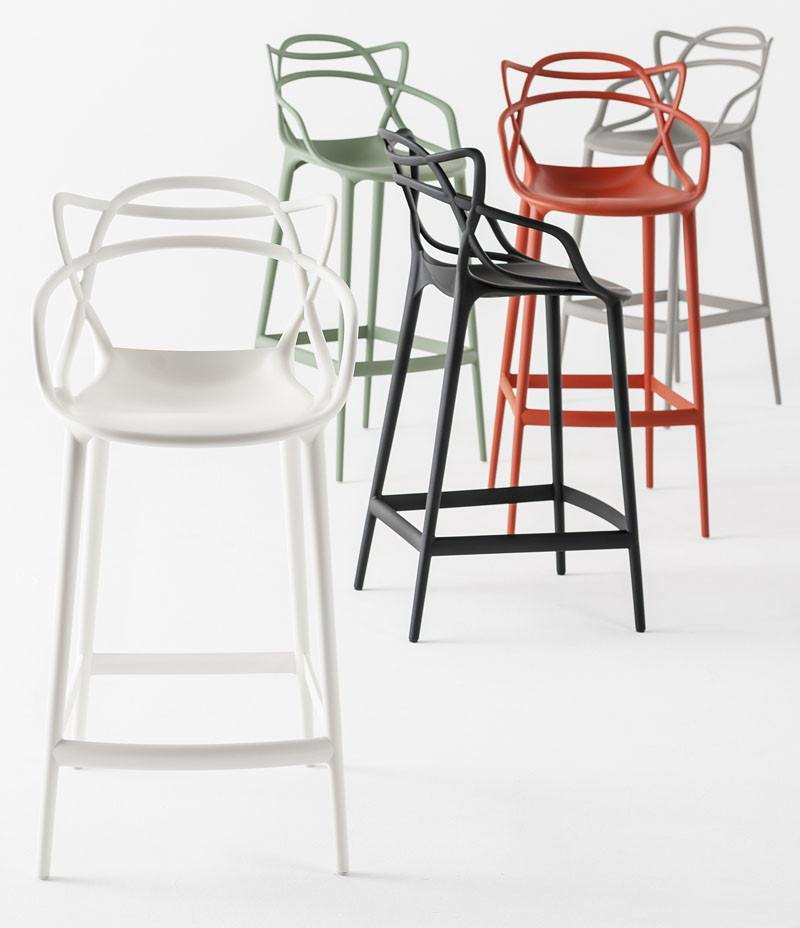 Kartell Masters Stool  : www.decorelo.co.uk