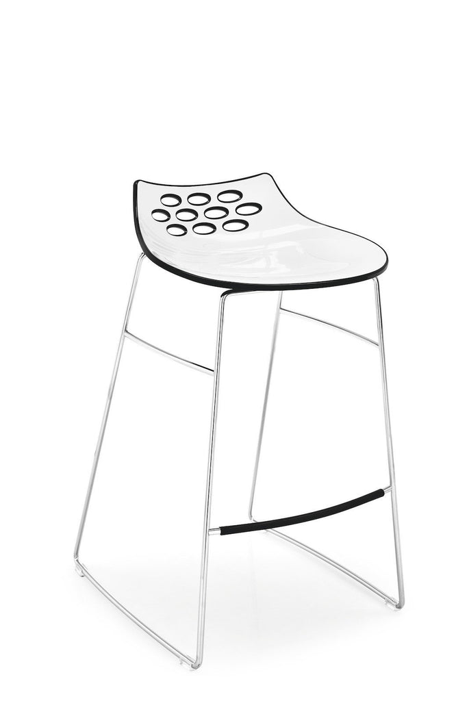 Calligaris Jam Sleigh Bar Stool