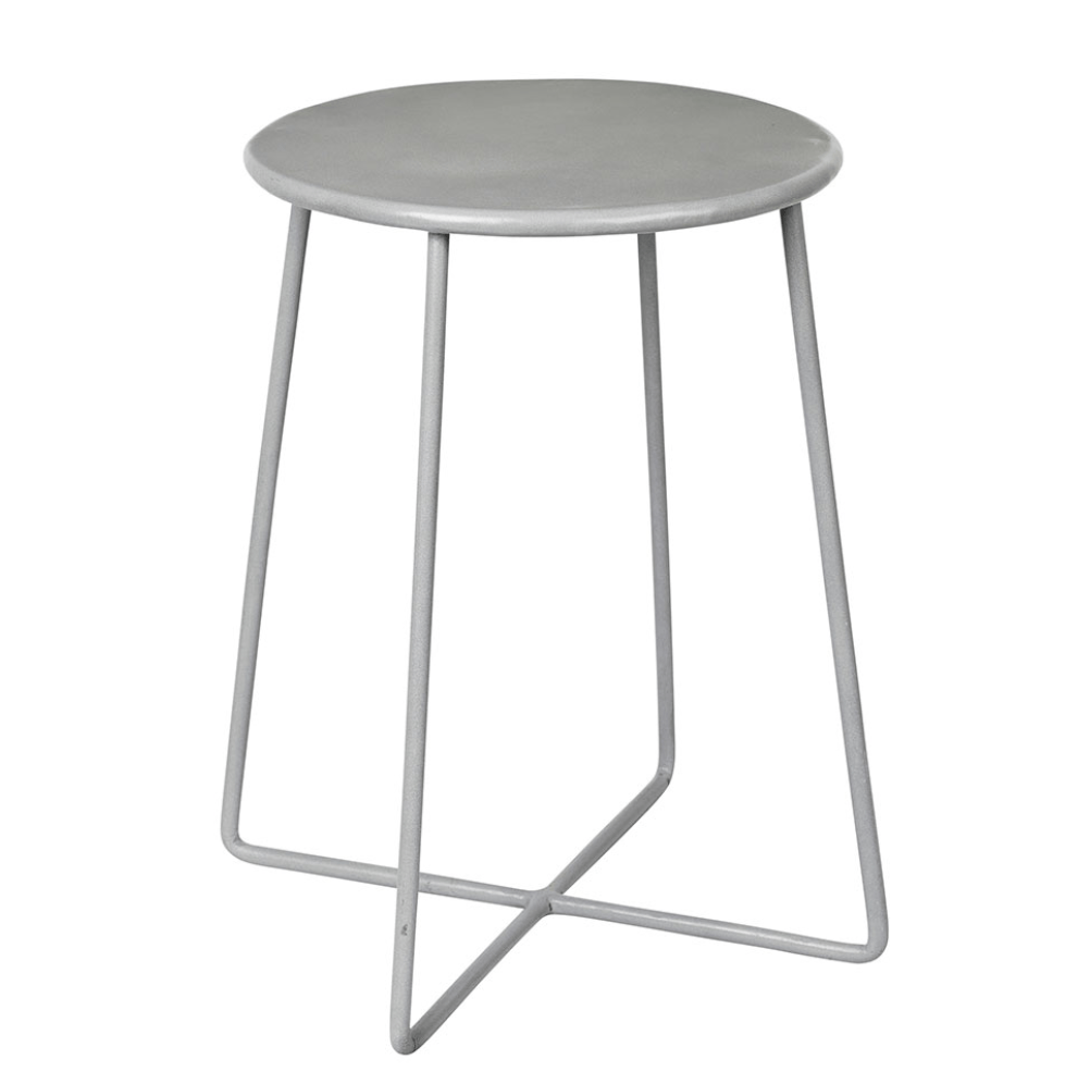 Furniture,Bestsellers,Brands - Broste Copenhagen Hedda Low Stool
