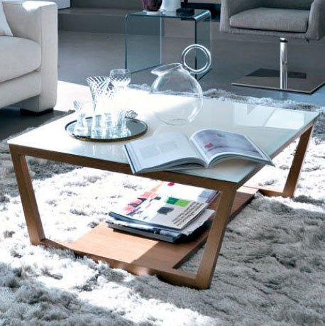 Furniture,Brands - Calligaris Element Square Coffee Table