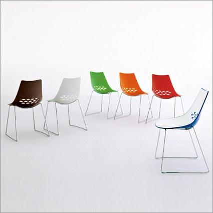 Buy Calligaris Jam Chair With Sleigh Base Decorelo Www