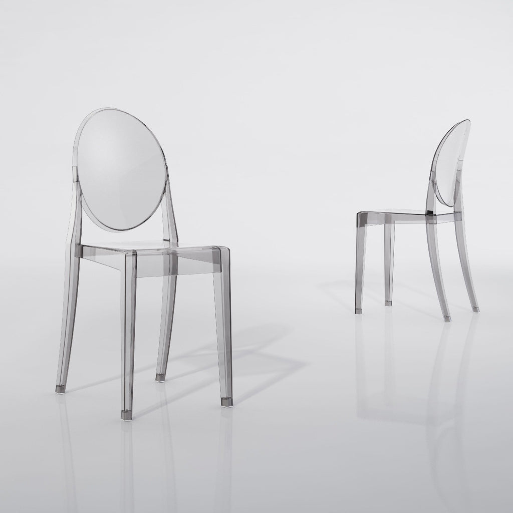 SUMMER SALE! Kartell Victoria Ghost Chair £145.35 | Decorelo – www ...