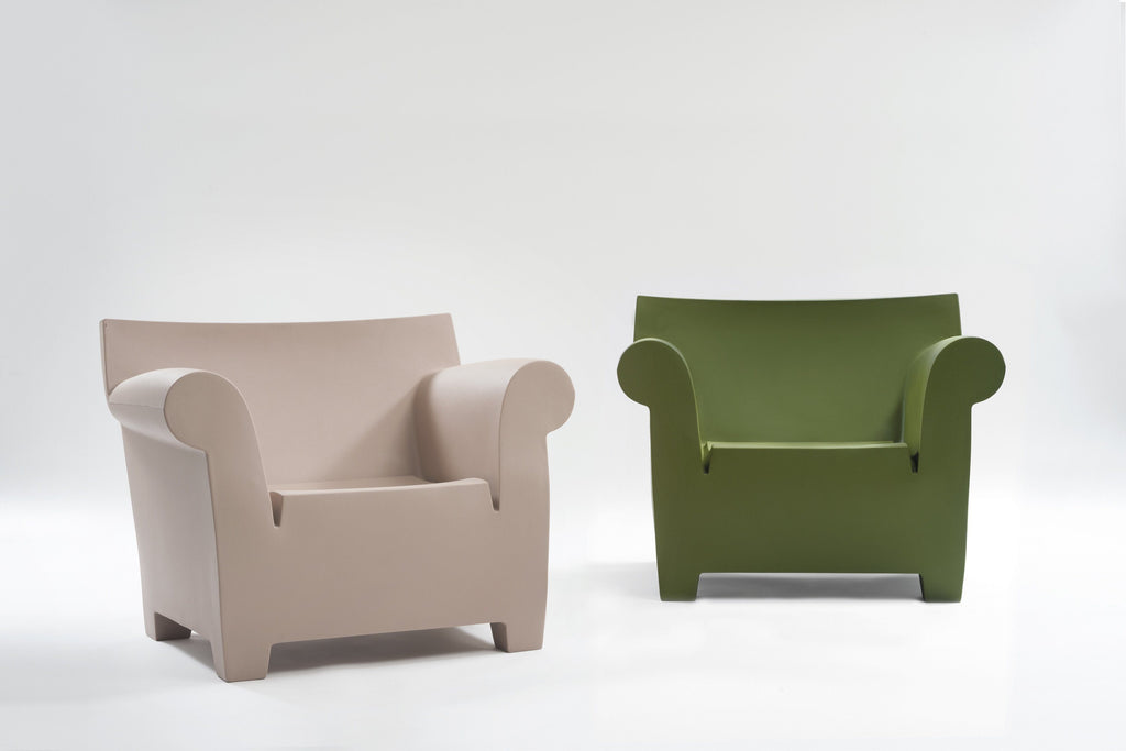 Kartell Bubble Club Chair  Green: www.decorelo.co.uk