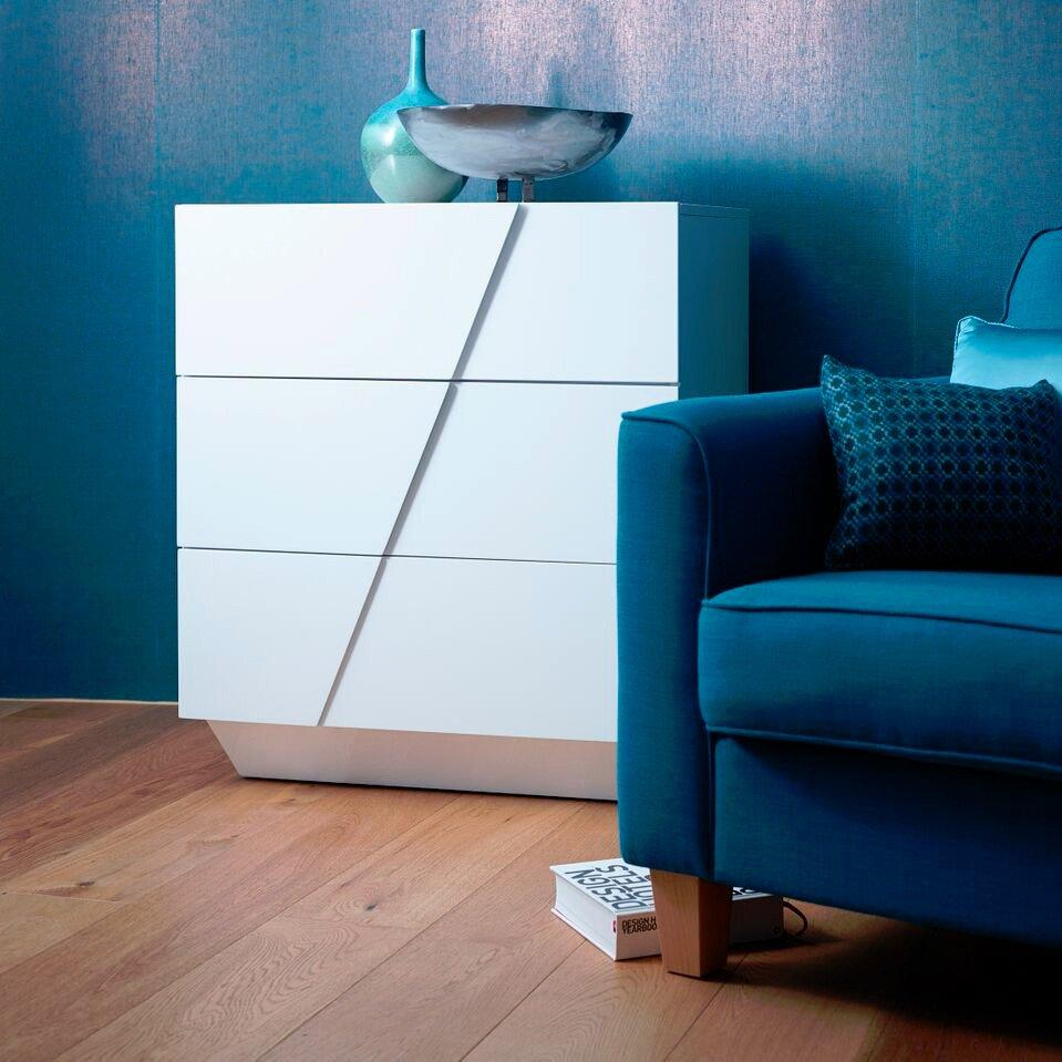 Furniture,Brands - Gillmore Space Glacier Chest Of Drawers