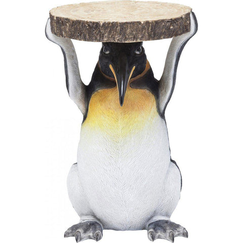 Low Wooden Stool Giraffe