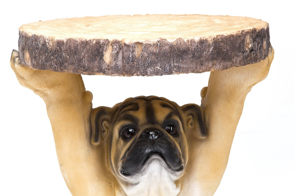 Furniture,Brands - Mops Pug Dog Side Table