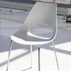 Bontempi Casa Shark Kitchen Dining Room Chair  : www.decorelo.co.uk