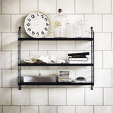 Furniture,Latest Trends,Brands - String Pocket - Black