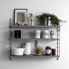 String Pocket Shelving Artek Grey  : www.decorelo.co.uk