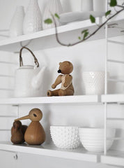 String Pocket Shelving White  : www.decorelo.co.uk