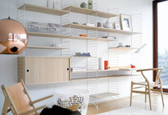 String Shelving - Extra Shelves 3 Pack  : www.decorelo.co.uk