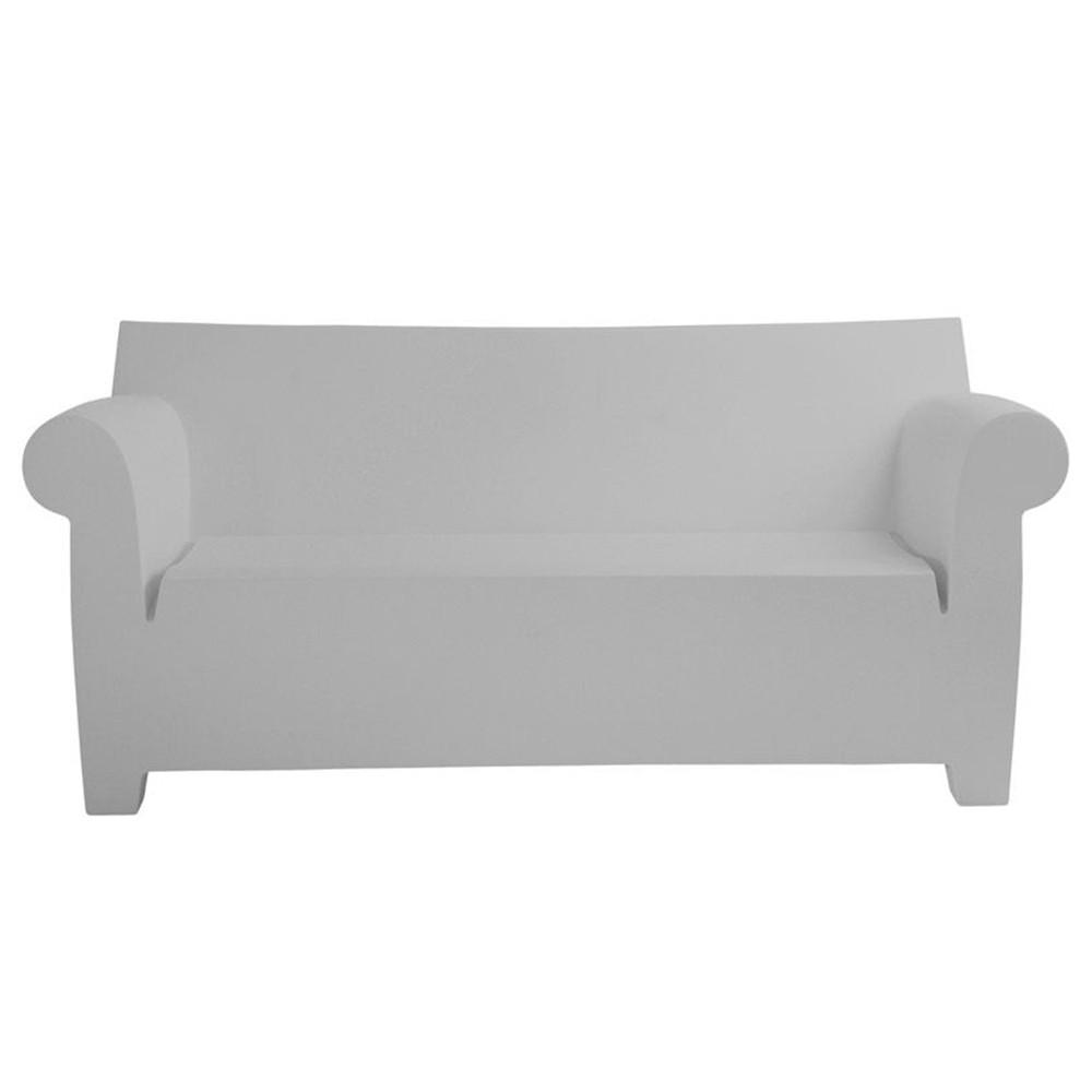 Kartell Bubble Club Sofa  Light Grey: www.decorelo.co.uk