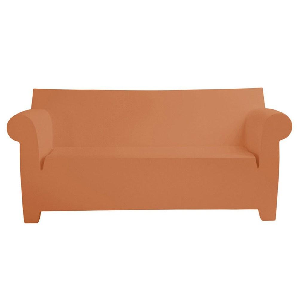 Kartell Bubble Club Sofa  Ochre: www.decorelo.co.uk