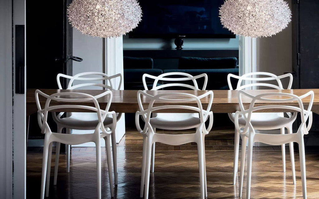 Furniture,Living Room,Dining Room,Brands,Latest Trends,Garden,Designers - Kartell Masters Chair