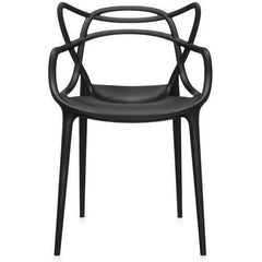 Kartell Masters Chair  Black - IN STOCK: www.decorelo.co.uk