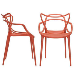 Kartell Masters Chair  Orange - IN STOCK: www.decorelo.co.uk