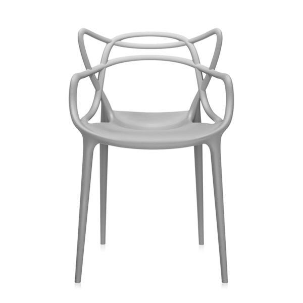 Kartell Masters Chair  Grey - IN STOCK: www.decorelo.co.uk